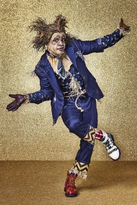 THE WIZ LIVE! -- Season: 2015 -- Pictured: Elijah Kelly as Scarecrow -- (Photo by: Paul Gilmore/NBC)