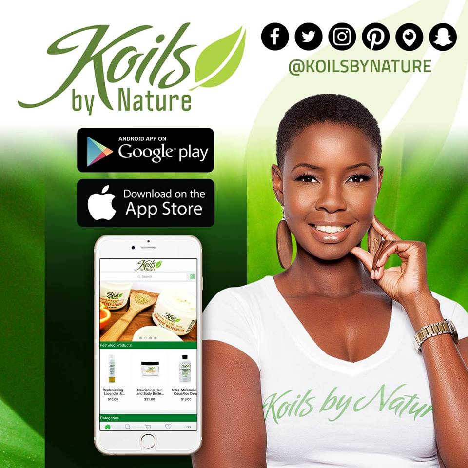 koils by nature social media