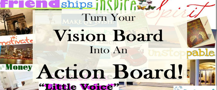 From Vision Board to  Achievement!