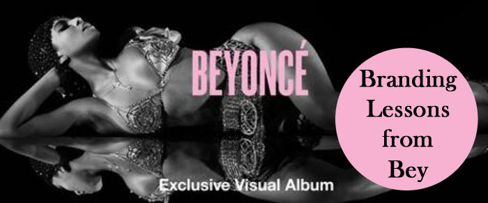 Branding Lessons from Beyonce's Album Release